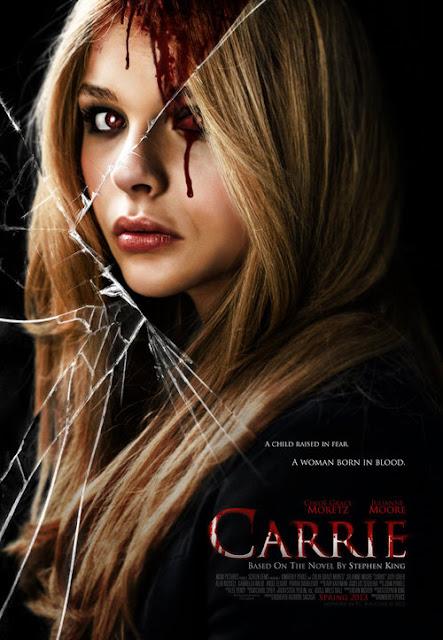 """OCIO EN CASA - CINE - La nueva """"Carrie"""" 1"""