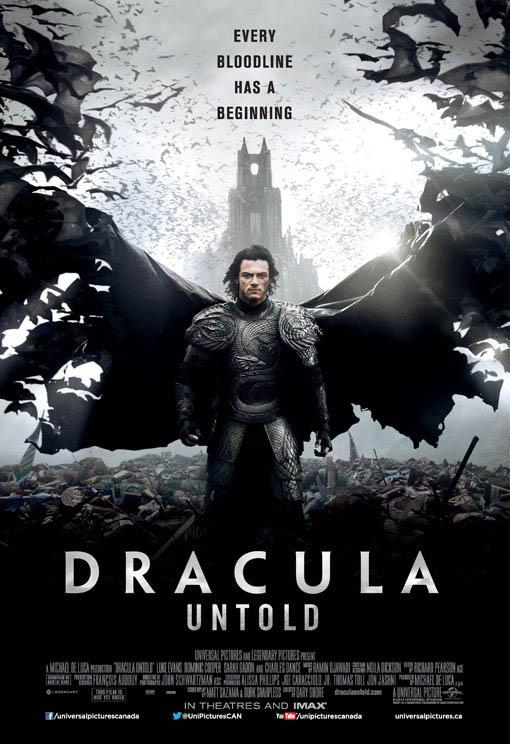 Momento Pipoca: Drácula- A história nunca antes contada