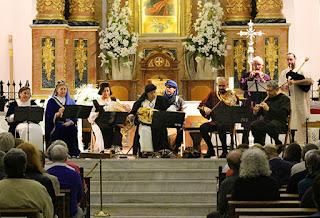 Concert Música Antiga i Barroca Altea