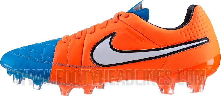 The upper of the Neo Turquoise Nike Tiempo Legend V is made from K-leather  with Nike All Conditions Control (ACC) technology to offer a superior touch  in ... ba168c7f4248