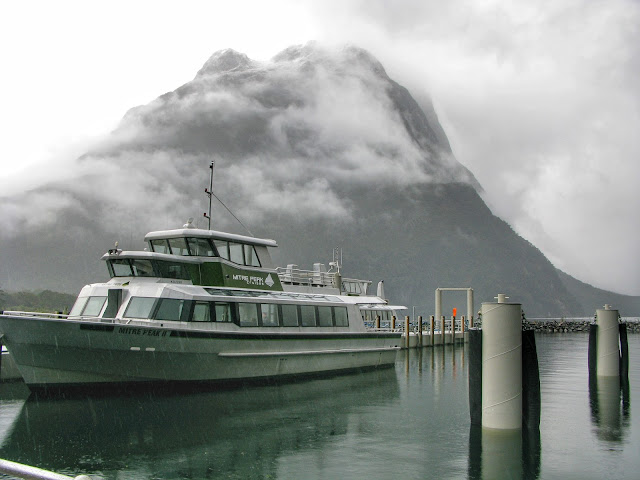 Fiordo Milford Sound Nueva Zelanda