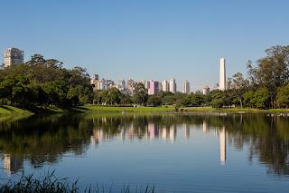 GCM de São Paulo encontra corpo de mulher no lago do Parque Ibirapuera