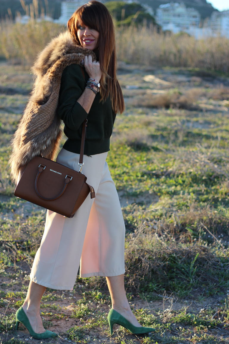 Sheinside, Lookbook, fashionblogger, streetstyle, Guardamar del Segura, Michael Kors