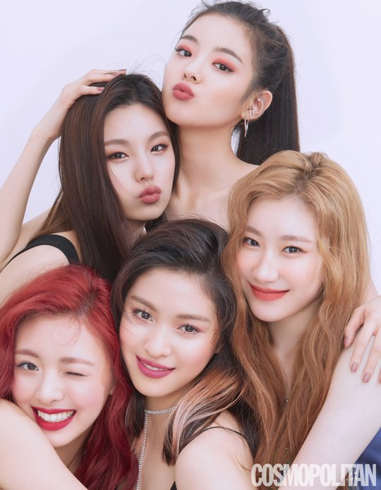 ITZY Korean Girl Group