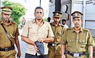 Retired Deputy Inspector General Police K. L. N. Sarachchandra