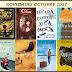 Novedades editoriales de octubre de 2017