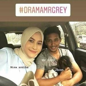 Sinopsis Drama Mr. Grey Lakonan Fendy Bakry dan Eyra Hazali