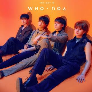 NU`EST W - WHO, YOU Albümü