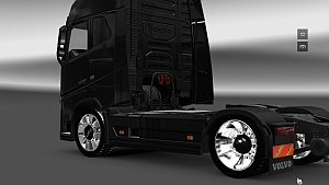 Scania Stax wheels - working on all trucks