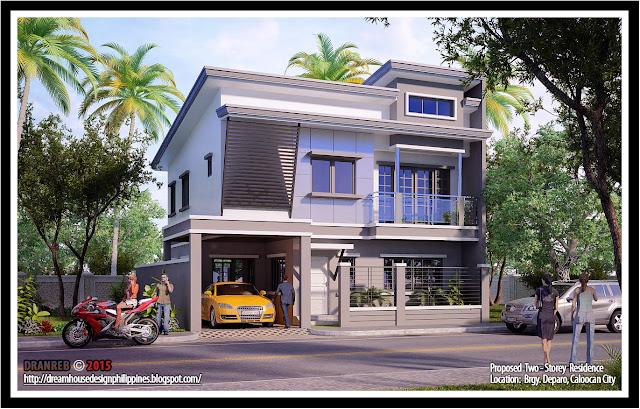 Philippine dream house design design gallery for Elegant house designs philippines