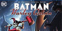 Download Film Batman Harley Quinn Full Movie (2017) Subtitle Indonesia