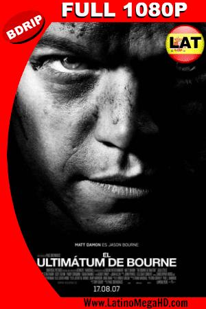 El Ultimátum De Bourne (2007) Latino HD BDRIP 1080P ()