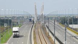Podul Calafat – Vidin, închis timp de două ore pe 28 martie