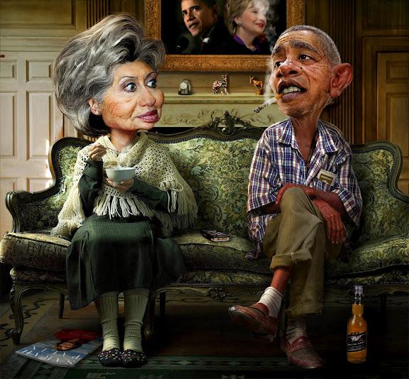 باراك أوباما .. صور من نوعِ آخر   مدونة فيصل