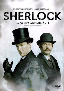 Sherlock: A Noiva Abominável - BDRip Dual Áudio