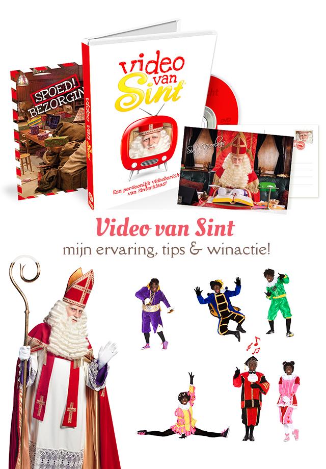 Wil je pakjesavond dit jaar met minder stress en zonder plaatsvervangende schaamte vieren? Bestel dan een Video van Sint.