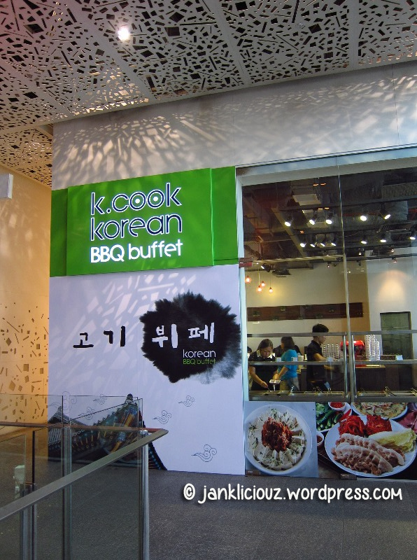 K.COOK Korean BBQ Buffet 고기 뷔페