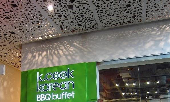 K.COOK Korean BBQ Buffet 고기 뷔페