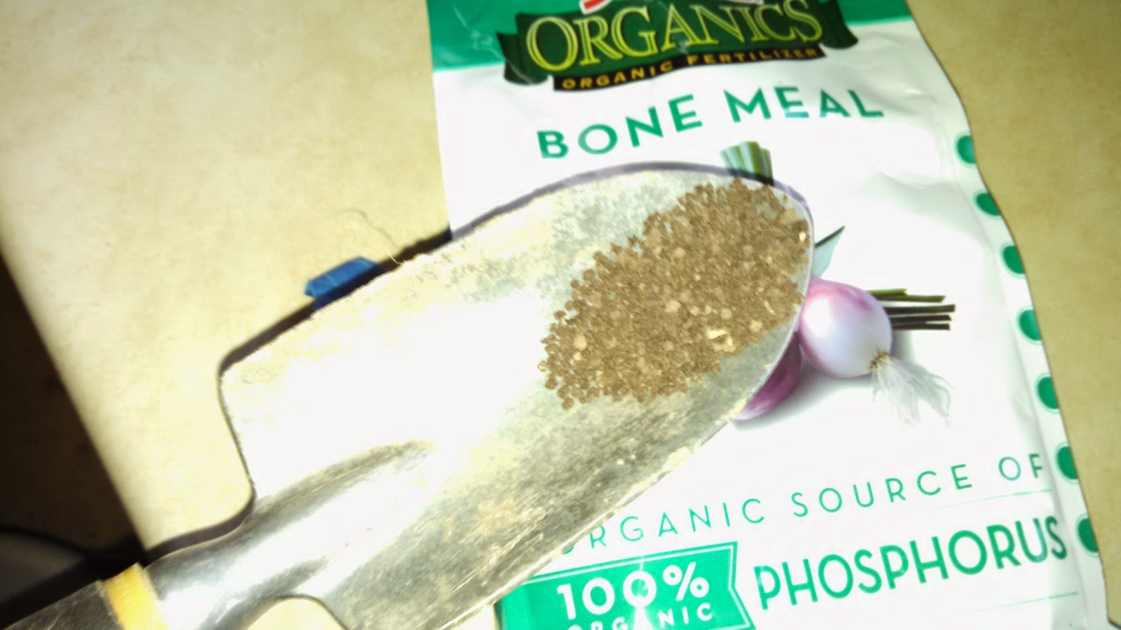 Organic Bone Meal- Adds Phosphorus