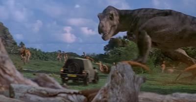 Suzuki Vitara in Jurassic Park