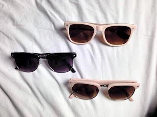 Sunglasses, primark, hand luggage, travel, holiday