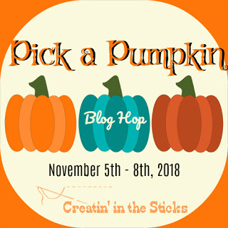 Pick a Pumpkin Blog Hop