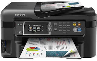 Epson WF-3620DWF Treiber Download Mac Und Windows