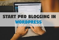 Start Pro Blogging 2020 in WordPress Platform [Minimal Cost]