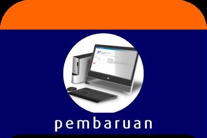 Rilis Pembaruan Aplikasi eRapor SMA v.2018.d.1