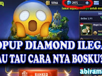 Cara Top Up Diamonds Mobile Legends Ilegal Terbaru Work 100%