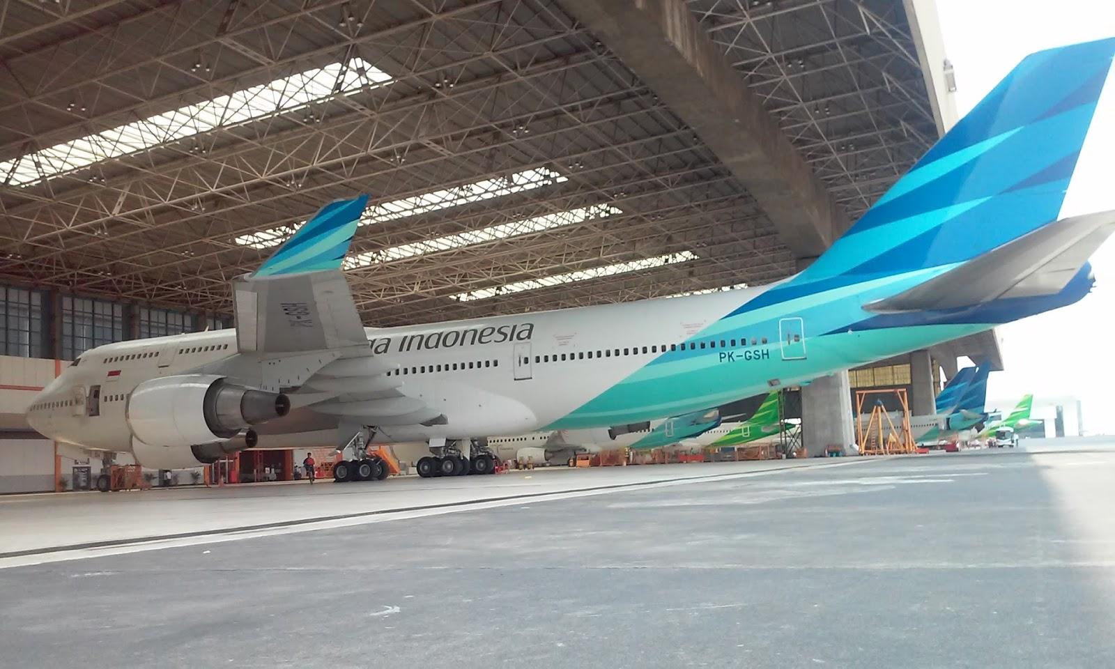 Lowongan Kerja Terbaru PT.Garuda Indonesia 2017