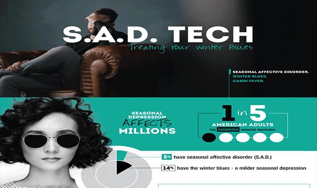 SAD Tech to Treat the Winter Blues