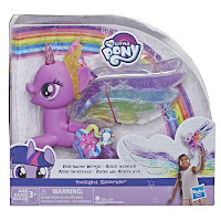 My Little Pony Classic Series Rainbow Wings Twilight Sparkle Brushable