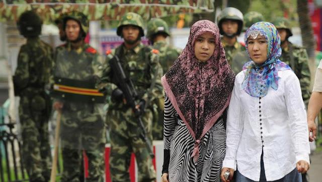 Cina tangkap Muslimah karena memposting ayat Al-Quran di medsos