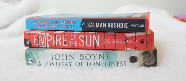 March book haul: classics, thrillers, YA fiction and more!