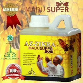 MADU AZ ZIKRA SUPER   HUB. FARIKHIN 085642292014