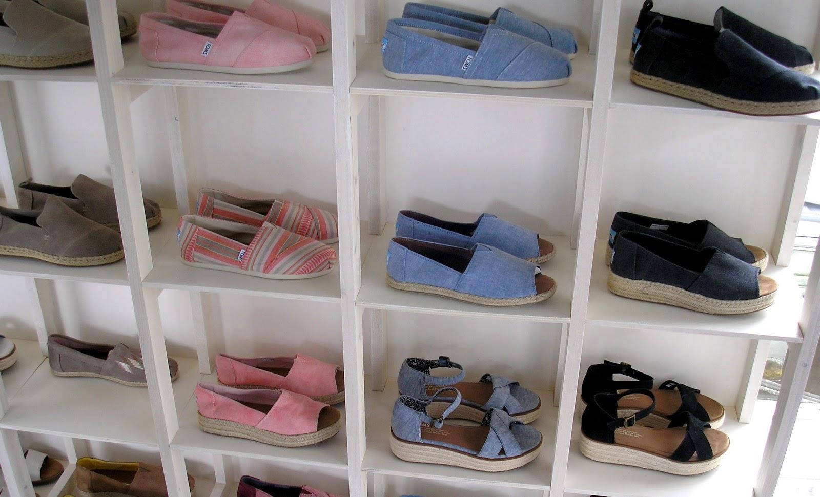 Schuhe Toms