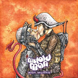 """Ο δίσκος των Mutoid Man """"War Moans"""""""
