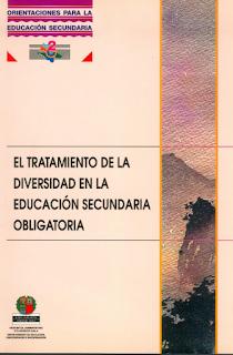 EL TRATAMIENTO DE LA DIVERSIDAD EN LA EDUCACIÓN SECUNDARIA OBLIGATORIA