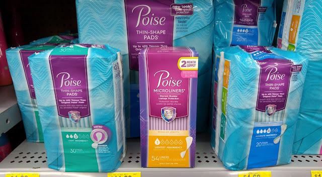 #PoiseLinerLove found @Walmart #ad