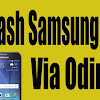 Cara Flash Samsung J200G/DD via Odin