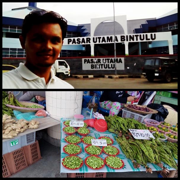 Pasar Utama Bintulu