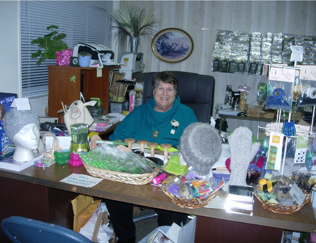 Positively Crochet My Local Yarn Shop Fiberworks In