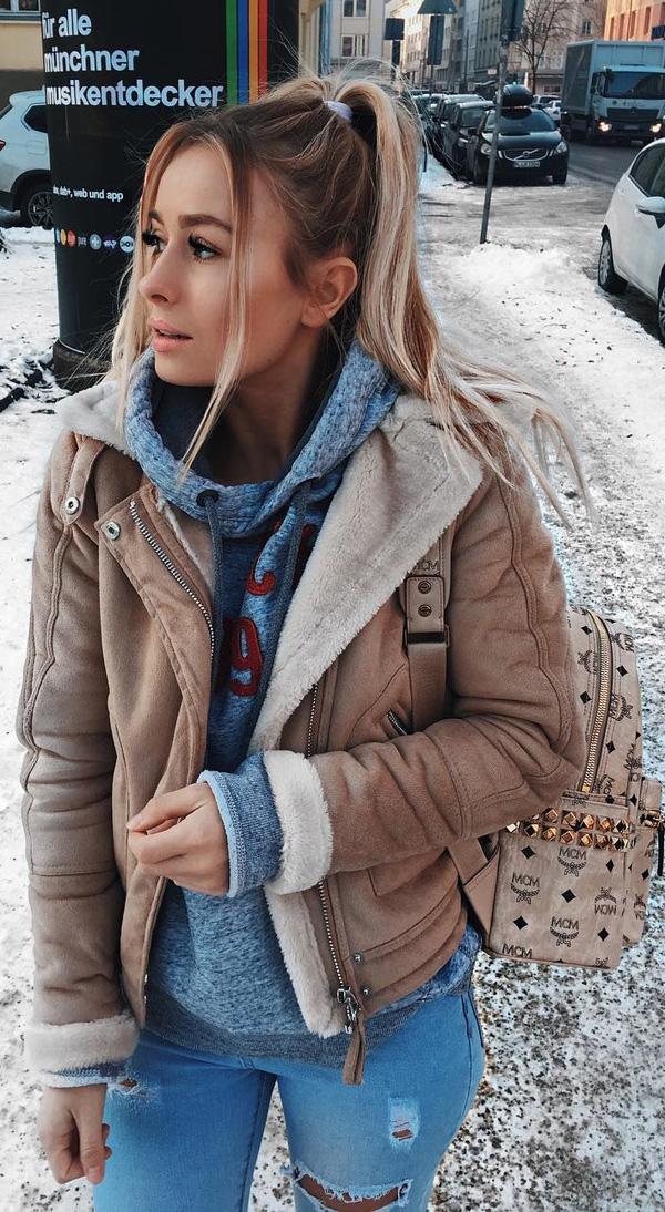 winter streets