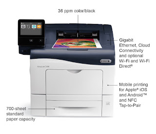 In search of a novel printer I was faced amongst a hard query Xerox VersaLink C400DN Driver Download