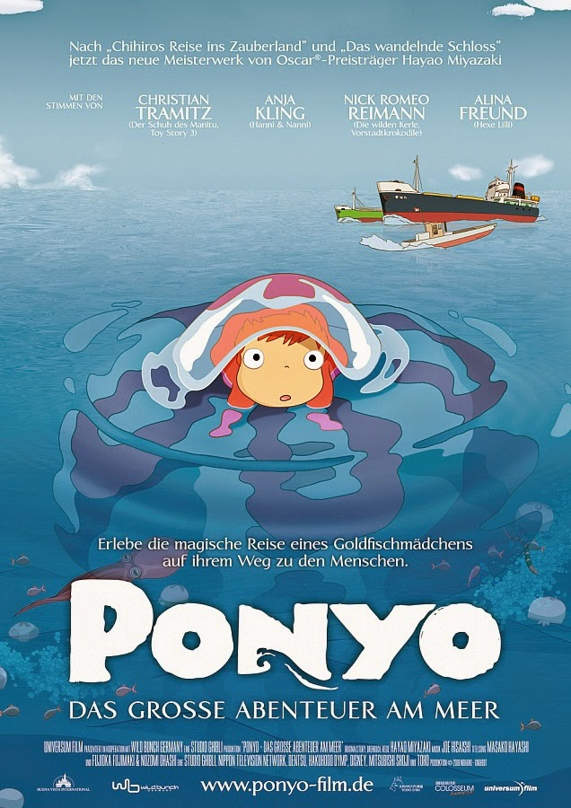 Watch Ponyo (2008) Online For Free Full Movie English Stream