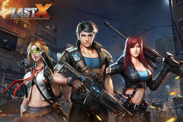 Last X One Battleground One Survivor Download