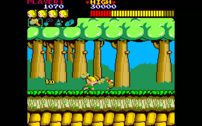 Download Wonder Boy Highly Compressed