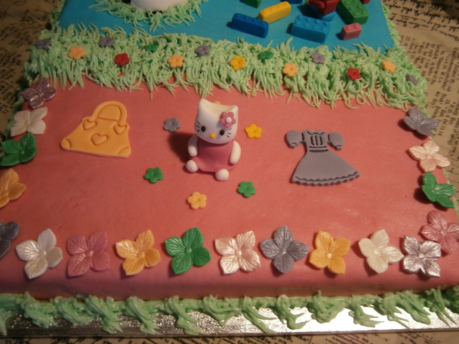 dreng eller pige kage