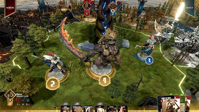 Blood Rage Digital Edition PC Descargar